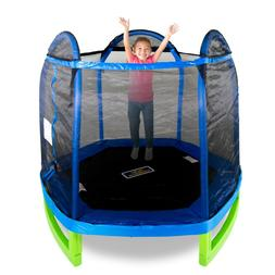 My First Trampoline Hexagon Jump Mat for Kids UV-resistant 7