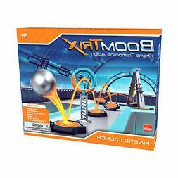 New - Goliath BoomTrix Xtreme Trampoline Action - Kinetic La