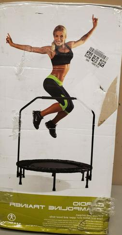 New Opened Marcy Trampoline Cardio Trainer with Handle ASG-4