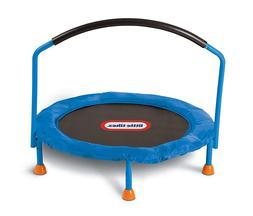 NEW StagedBounce indoor 3' Trampoline for Kids Enery Buner P