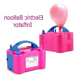 Portable Double <font><b>Hole</b></font> Inflatable Electric