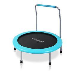 "portable & foldable trampoline - 36"" dia springfree reboun"