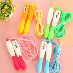 Professional Skipping Jump Speed Rope Digital Counter Fitnes