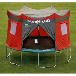 propel p126tt 12ft round clubhouse zippered tent