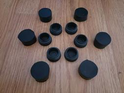 Bellicon Rebounder Replacement leg caps ends feet x 6 trampo