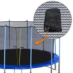 Replacement 10/12/15/16' Trampoline Net Inner Safety Net wit
