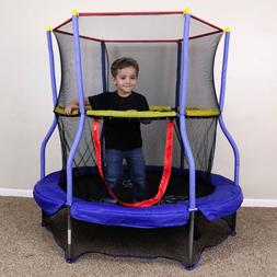 "Skywalker 55"" Round Bounce-n-Learn Interactive Game Trampoli"