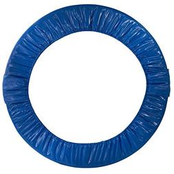 44 Round Foldable Trampoline Safety Pad Spring Cover for 6 L