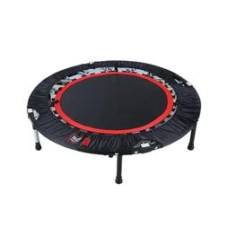 Round Kids Mini <font><b>Trampoline</b></font> Enclosure <fo