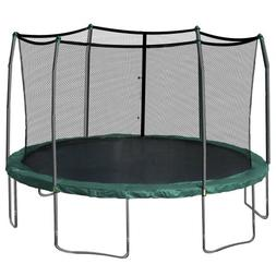 Skywalker 15-Feet Round Trampoline and Enclosure Combo with