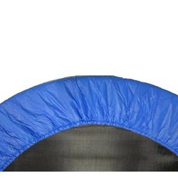 Upper Bounce Round Trampoline Safety Pad  38-Inch, Blue