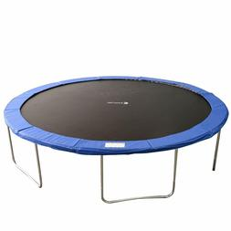 ExacMe Round Trampoline with Safety Spring Cover and Jumping