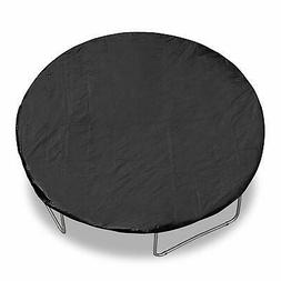 Round Weather Protection Rain Cover for Trampoline 10/12/14/