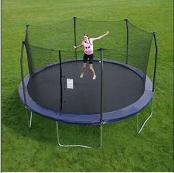 Skywalker Trampolines 15' Round Trampoline and Enclosure FRE