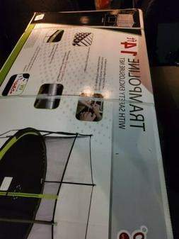 Bounce Pro SportsPower 14ft Trampoline With Safety Enclosure
