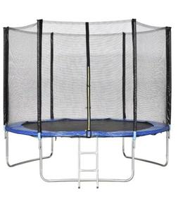 Giantex Trampoline 8 Ft Bounce Jump Safety Enclosure Net W/S