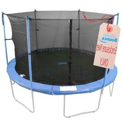 Upper Bounce Trampoline Replacement Enclosure Net for 10' Ro