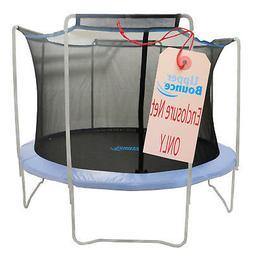 14' Trampoline Enclosure Safety Net Fits For 14 Ft. Round Fr