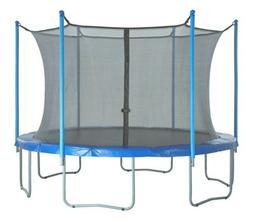 10' Trampoline Enclosure Safety Net Fits For 10 Ft. Round Fr