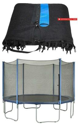 Upper Bounce Trampoline Enclosure Safety Net Only, Installs