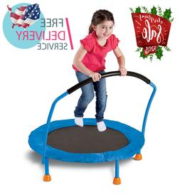 Trampoline For Toddlers Christmas Gift Fun Play With The Saf
