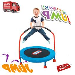 Trampoline For Toddlers Kids Safe Jumping Large Jumping Area