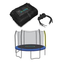 12ft Trampoline Net for Skywalker Trampolines with 6 Curved