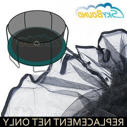 15 ft Trampoline Net: BouncePro/Sportspower; Topring