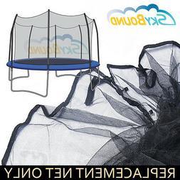 SkyBound Trampoline Net Fits Round 15 Ft. Frames Fits 8 Stra