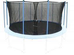 Trampoline Netting Repalcement Inner Safety Enclosure Net wi