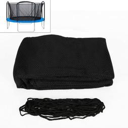 14ft round trampoline bounce jump safety enclosure
