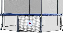 trampoline swsa16bk1 kick back game net accessory