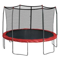 Skywalker Trampolines 15; Round Trampoline and Enclosure - R