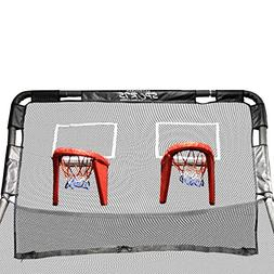 Skywalker Trampolines Double Basketball Hoop for Trampolines