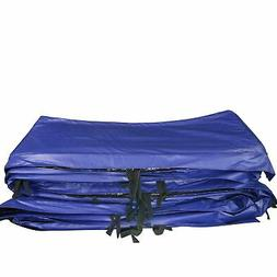 Skywalker Trampolines Round Spring Pad 15ft Blue Trampoline