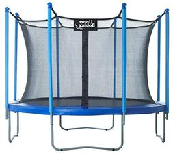 Upper Bounce UBSF01-10 10 FT. Trampoline Enclosure Set equip