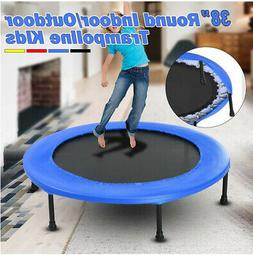 """Waterproof Cover For 38"""" Round Spring Trampoline Pad PVC Mat"""